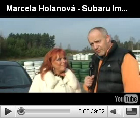 YouTube - Marcela Holanová
